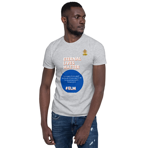 Unisex T-Shirt - Eternal Lives Matter