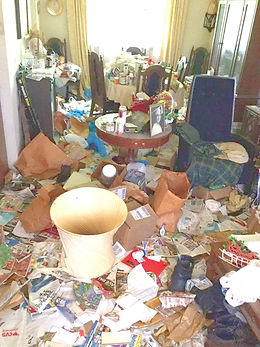Clean Plus specializes in Hoarder and Extreme Cleanout