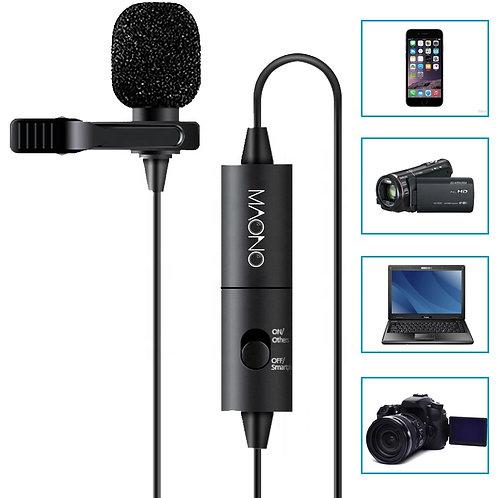 Maono Dual Lavalier Microphone AU-200