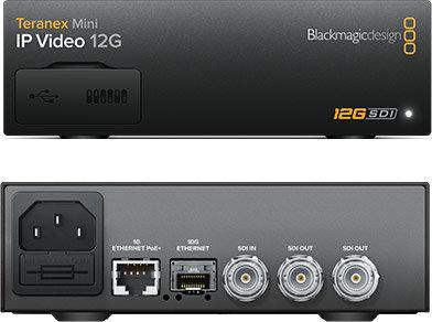 BMD Teranex Mini - IP Video 12G