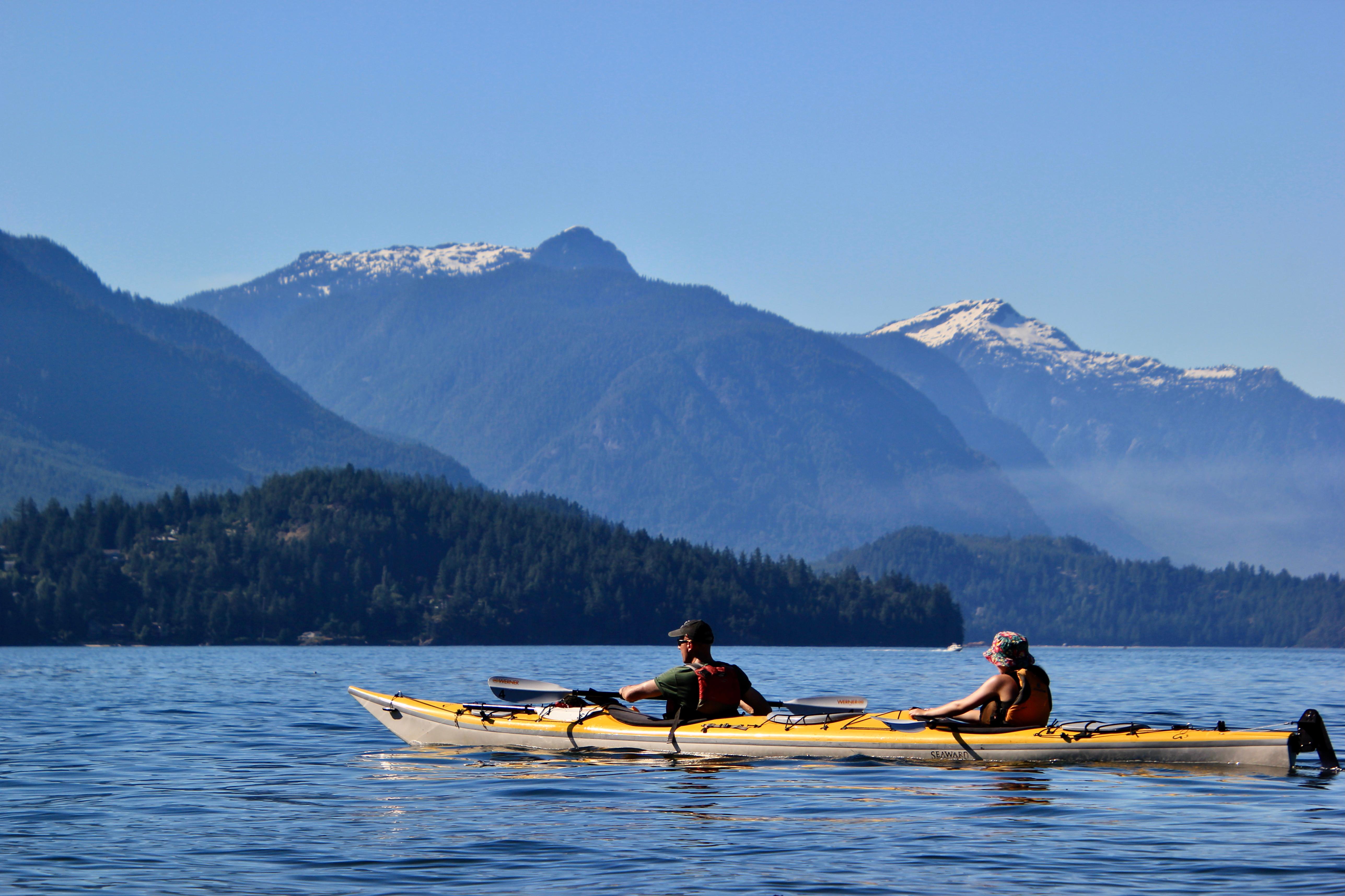 Explore Howe Sound