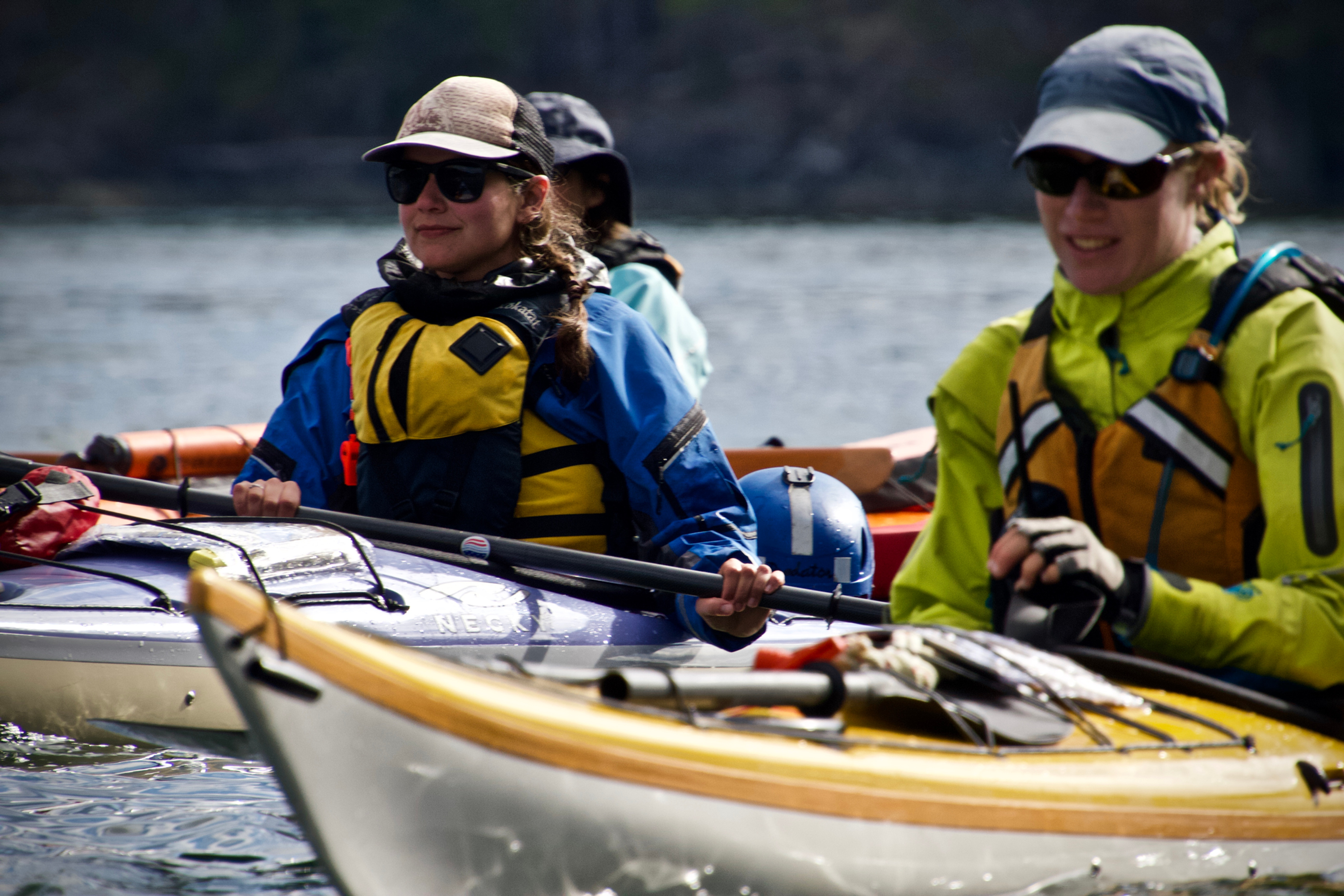 Connect Kayak Journey (coed)