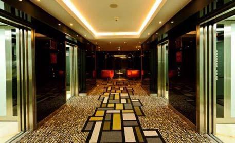 Hall Hiltonss immeuble de Mulhouse
