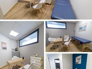 Rénovation du Cabinet infirmier Rue Simonis