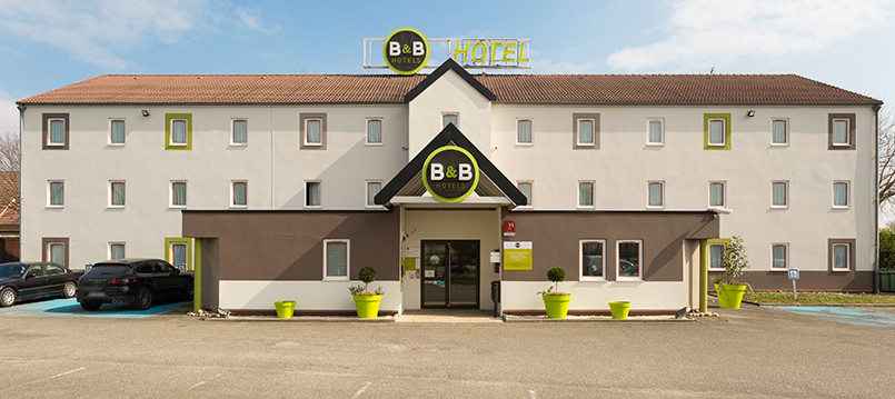 b&b hotel mulhouse nettoyage facade