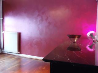 Décoration peinture de votre appartement ou maison en Alsace