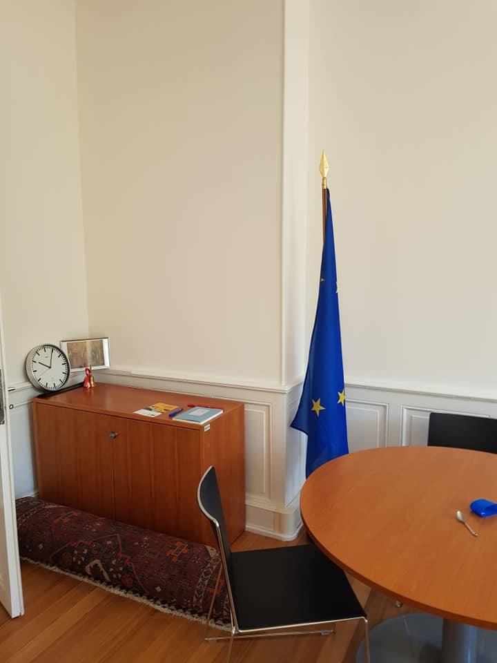 Batiment du Conseils D'Europe
