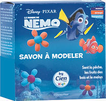 savon a modeler, nemo, pixar, disney, cien, lidl