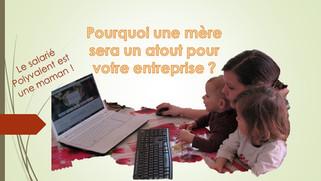 Pourquoi une mère sera un atout pour votre entreprise ?