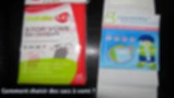 choisir sacs à vomi, comparaison orgakiddy et medicaid stop'vomi, avis, efficacité, test, mal transport enfant, malade voiture