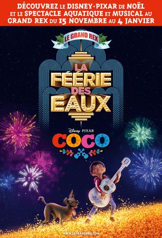 La Féerie des Eaux et Coco au Grand Rex