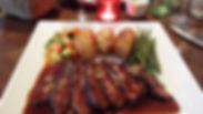 ssiette, magret canard, le restaurant, avis mam'conseils