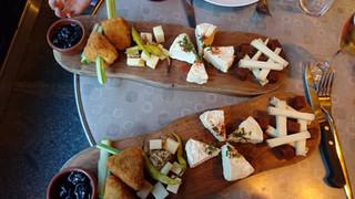 Cheese Tapas Week - Tapas de fromages