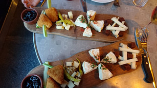 Cheese Tapas Week - Tapas de fromages