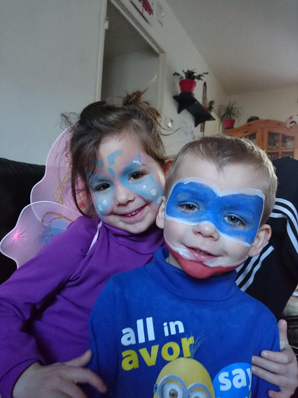 Test Les produits Namaki, blog, avis, maquillage enfant