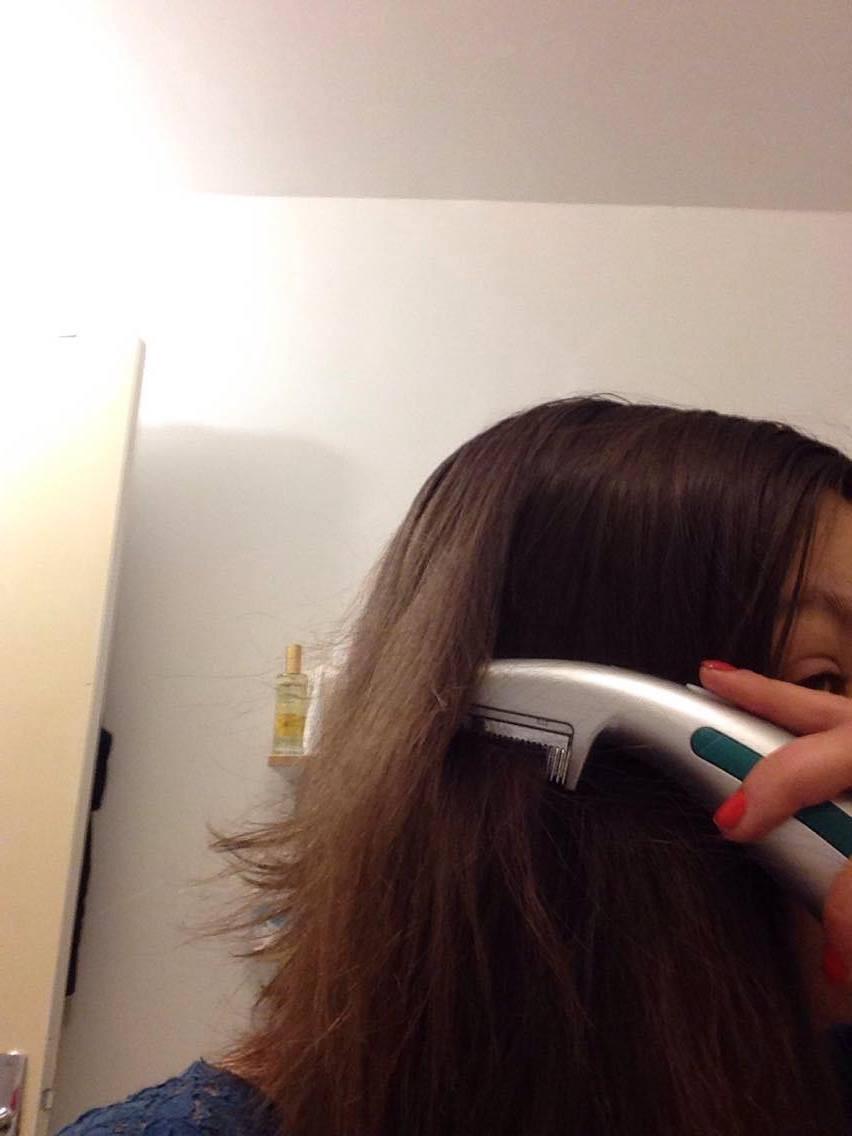 test peigne anti poux
