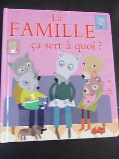 livre, enfant, lecture, maman, la famille, fleurus