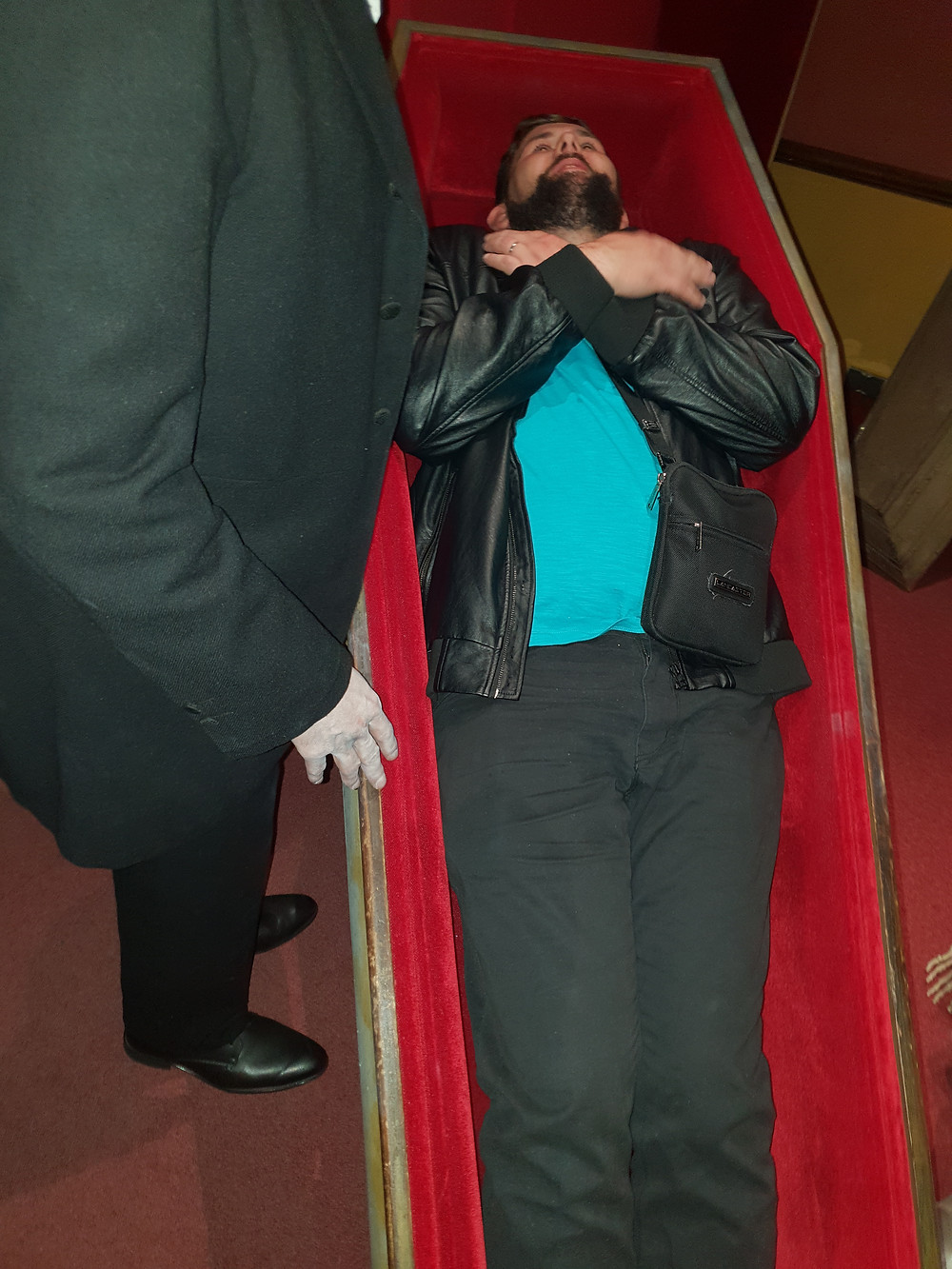test cercueil