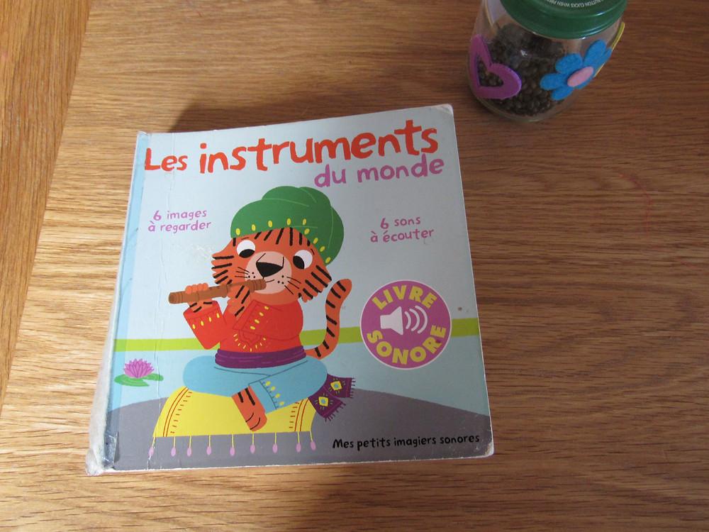 Livre : Les instruments du monde
