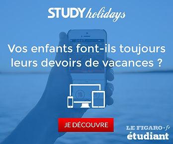 study holidays