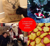 5 choses que je n'oublierai pas à Noel prochain.