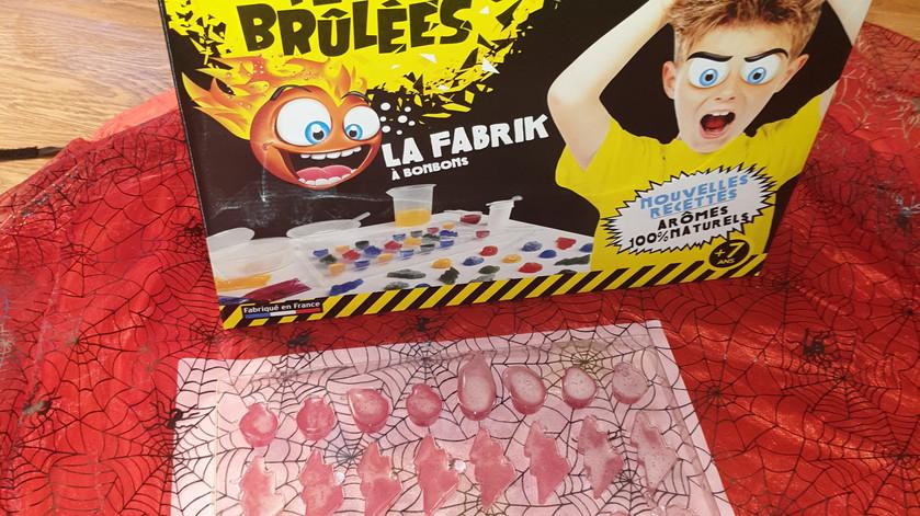 La Fabrik à bonbons - Têtes Brûlées Expérience