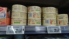 Comment choisir les conserves de thon?