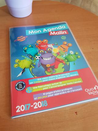 Mon Agenda Malin pour les 8-10 ans