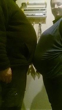 gros ventre papa et maman enceinte