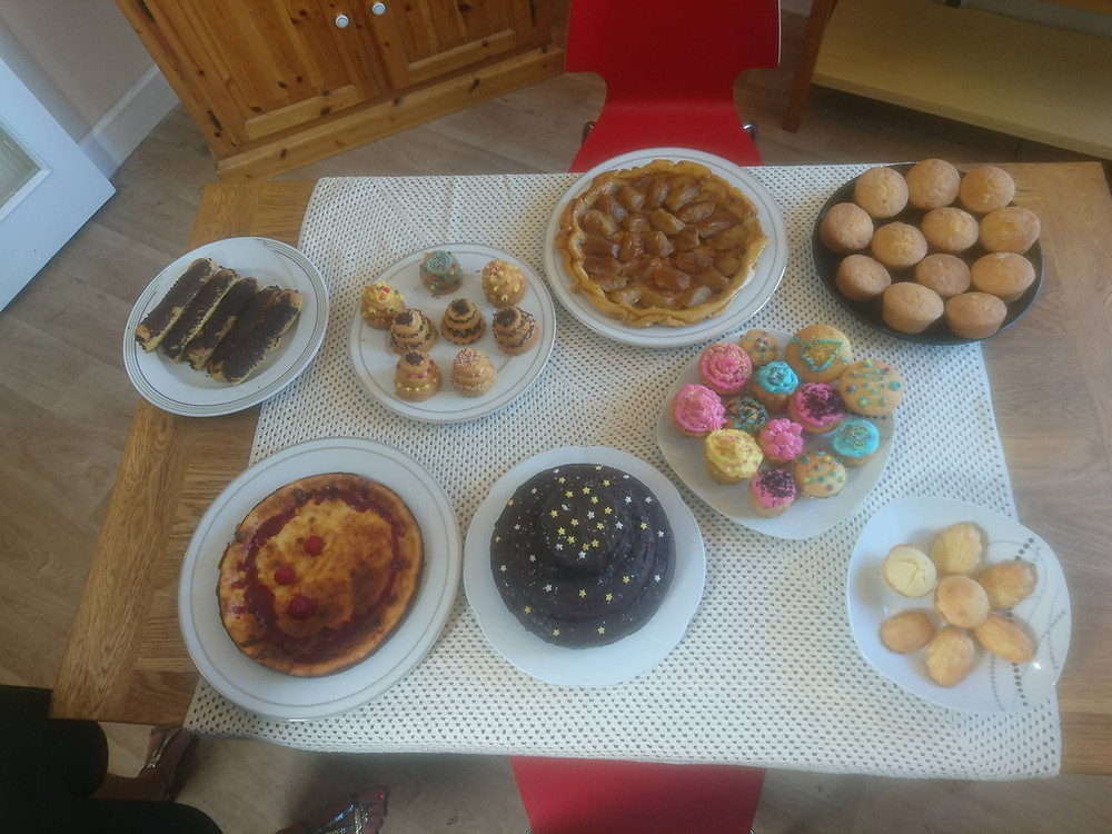 gâteaux, pâtisserie, mam'conseils, c'est au programme