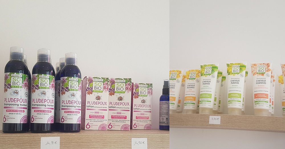 trouver des produits naturels pour lutter contre les poux