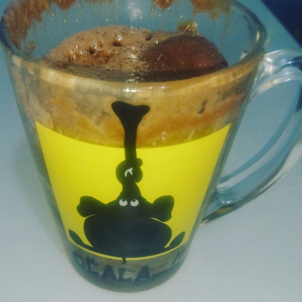 mug cake chocolat caramel au beurre salé, mug cake gourmand