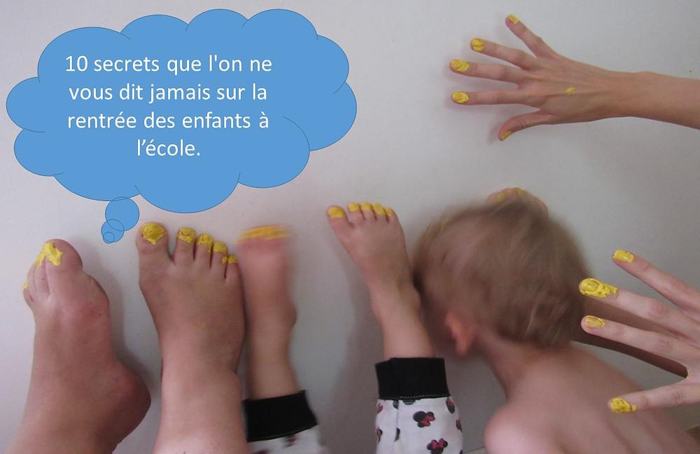 10 secrets humour de maman