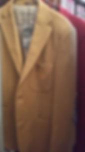 humahua, collection, veste, couleur, haute couture, défilé, de, mode, homme