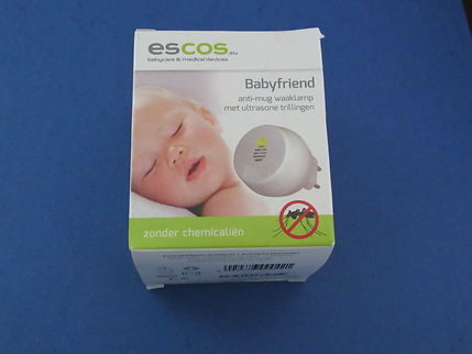 babyfriend, escos prise anti moustique naturel