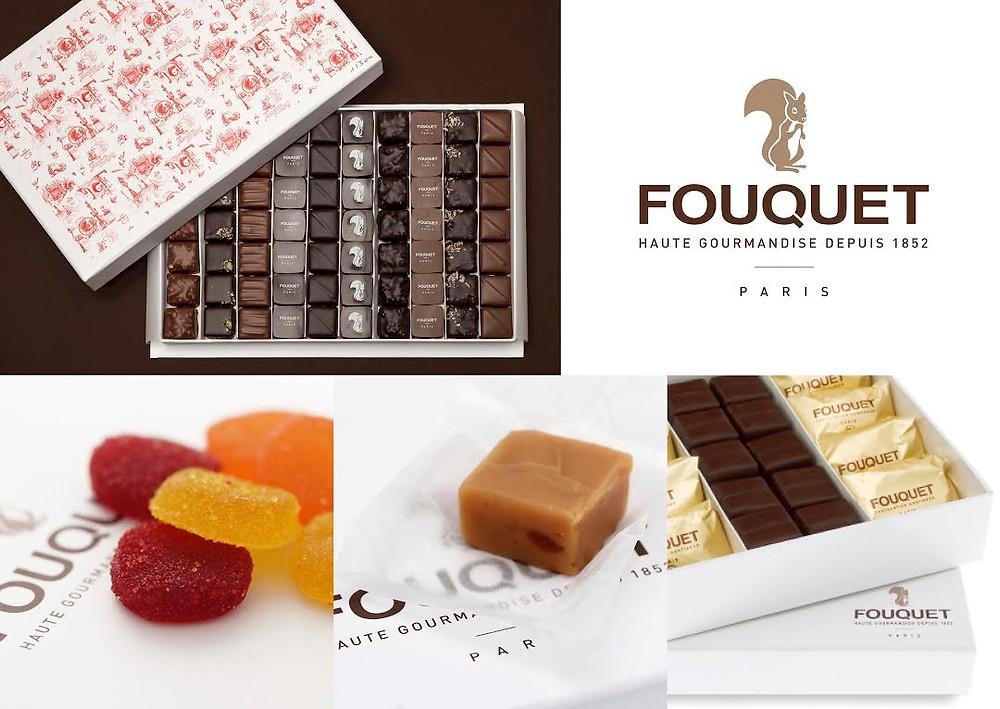 fouquet, chocola, idée cadeau noel adulte