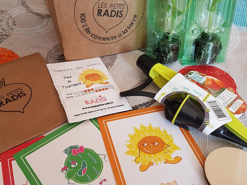 Les petits radis, kitkipouss, avis, maman, blog