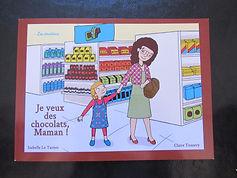 je veux des chocolats maman isabelle le tarnec
