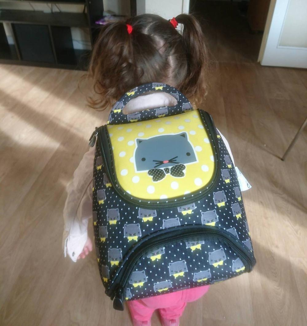 sac a dos pour la rentrée en maternelle pas chère