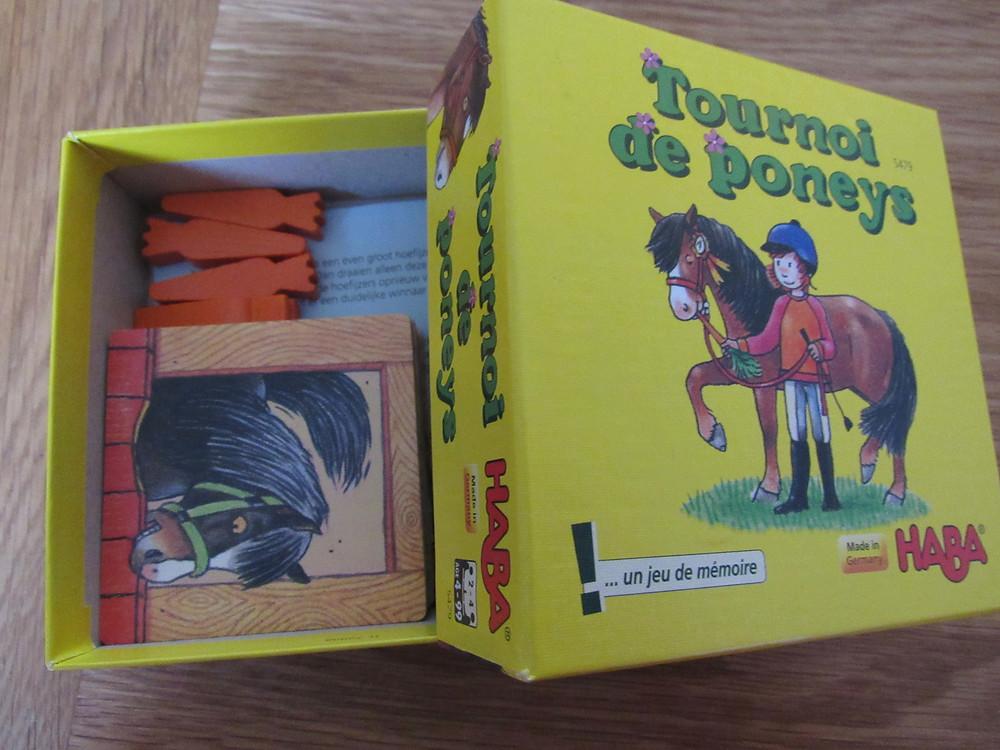 tournoi de poneys avis maman test