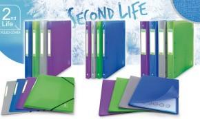 elba, gamme réalisée à partir de plastique recyclé : 2nd Life