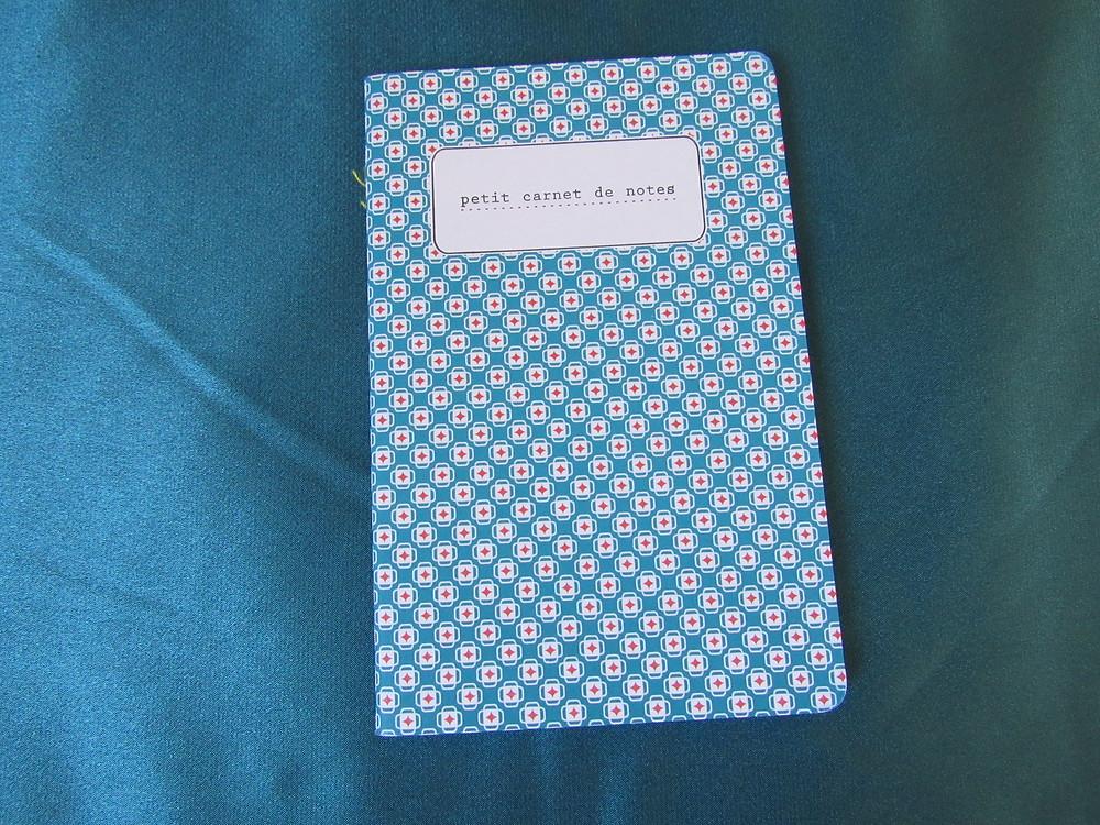 Un petit carnet Bakker, ma première box avis mam'conseils