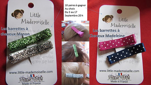 concours little mademoiselle