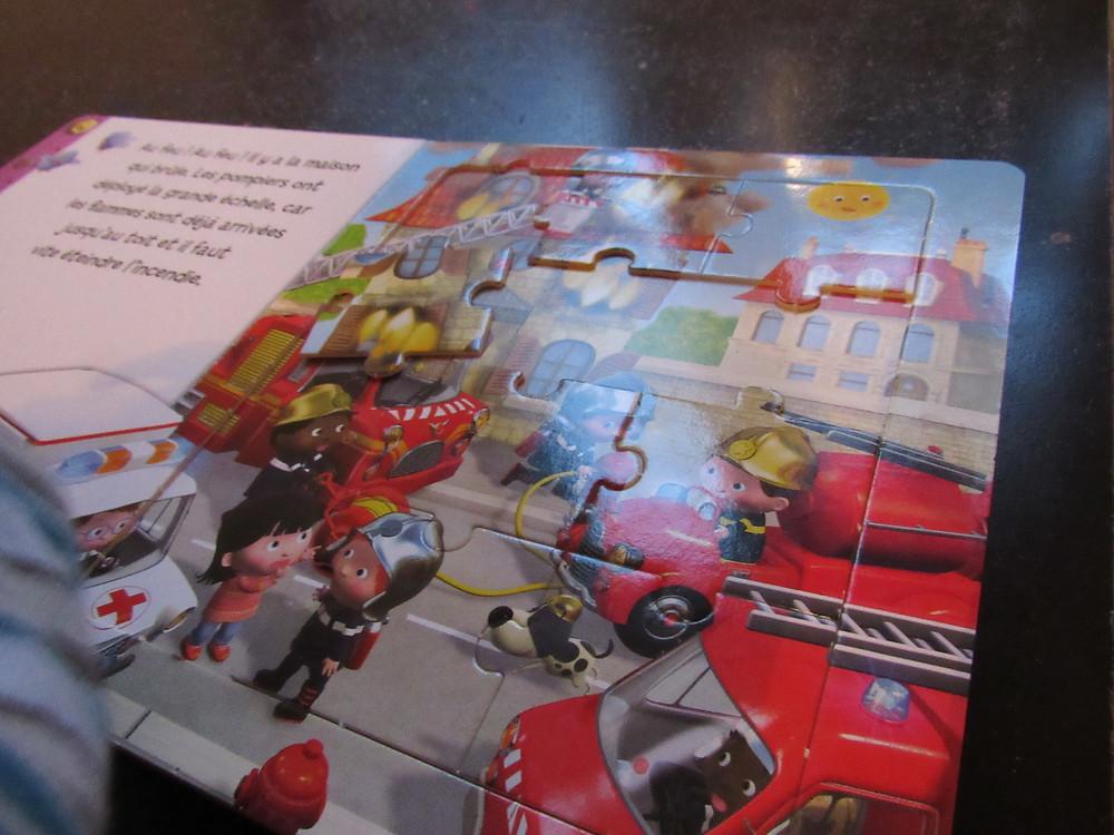 puzzle livre pour garçon