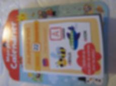 mon premier calendrier, éditions Grûnd, repère dans le temps, système pour enfant
