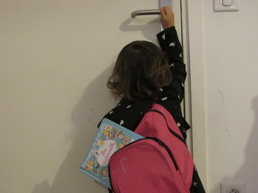 prêt pour la maternelle, comment savoir si mon enfant est prêt