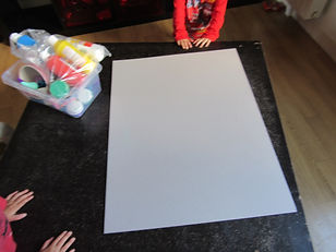 creation, peinture, enfant