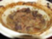 carbonnade paleron et lard