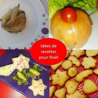 Idées recettes de Noël