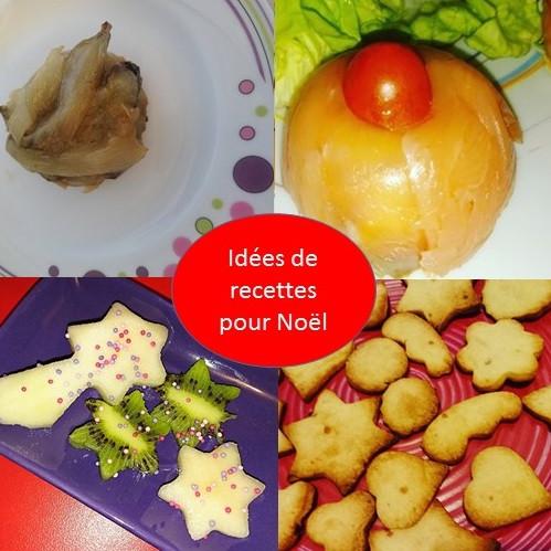 idées recettes pour noel